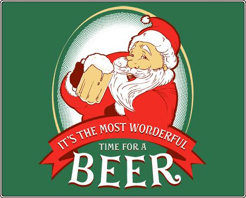 Santa-Beer-Little-Beech-Rowley-Regis
