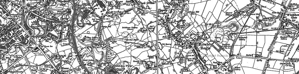rowley-regis-map-1901-1902-beech-tree-pub